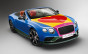 Sir Peter Blake Pop Art Bentley set to raise thousands for Charity (6)