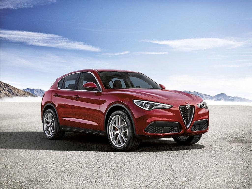 [FOTO] Alfa Romeo Stelvio First Edition