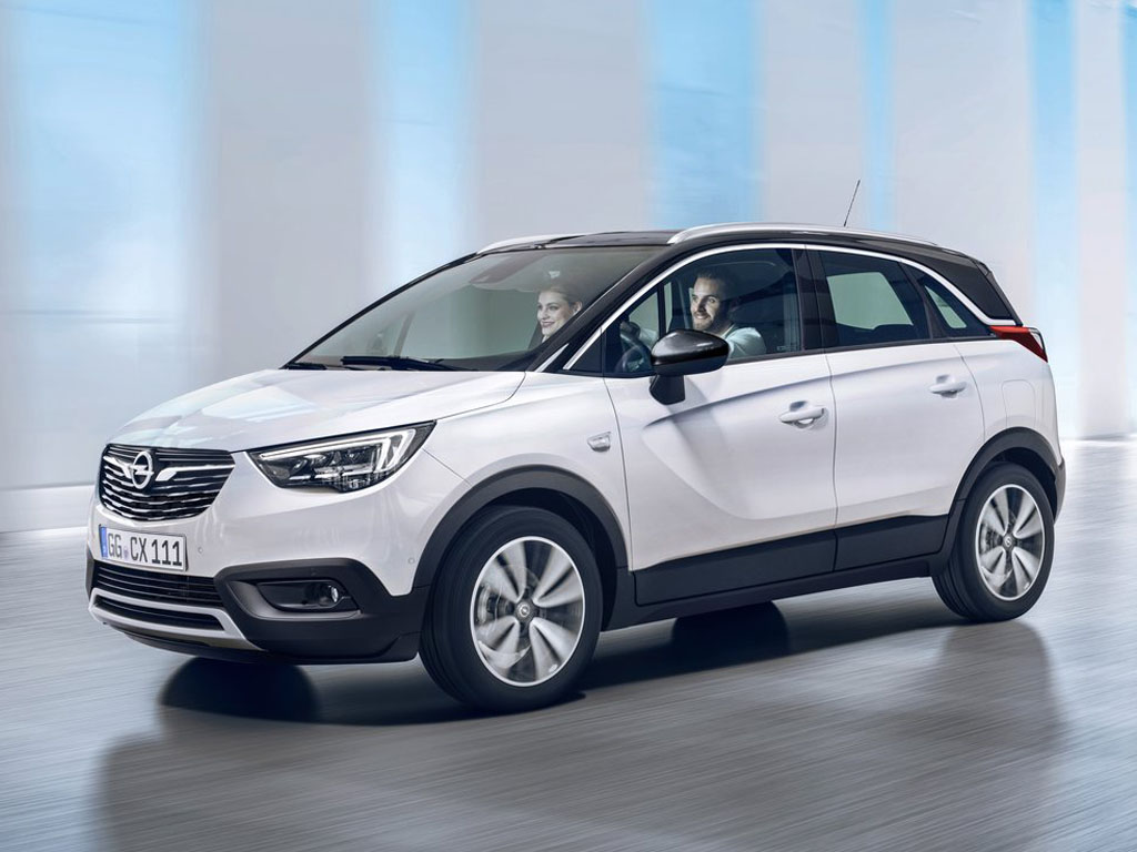 [FOTO] Opel Crossland X