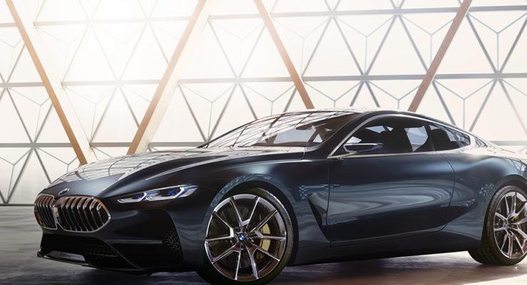 BMW serie 8 Concept: quando il bello ritorna