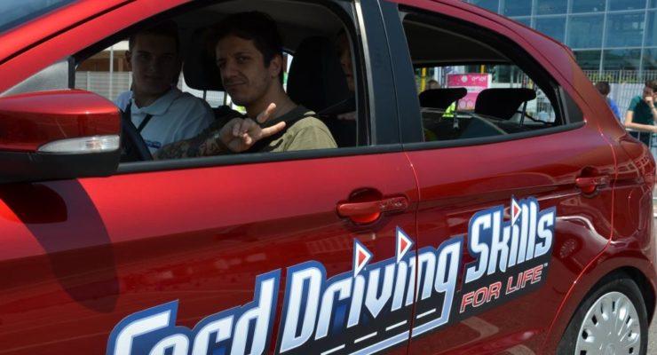 DRIVING SKILLS FOR LIFE, LA SICUREZZA SECONDO FORD