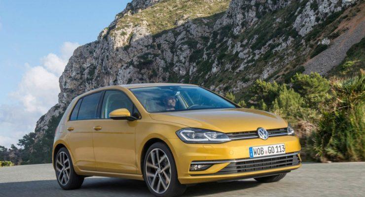 Arriva per la casa tedesca Volkswagen la Golf TGI a metano