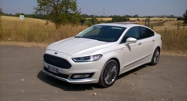 Ford Mondeo Hybrid Vignale – L'eleganza si fa ibrida