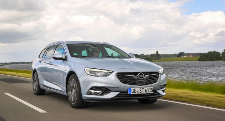 Opel Insignia Sports Tourer– Ecco la familiare