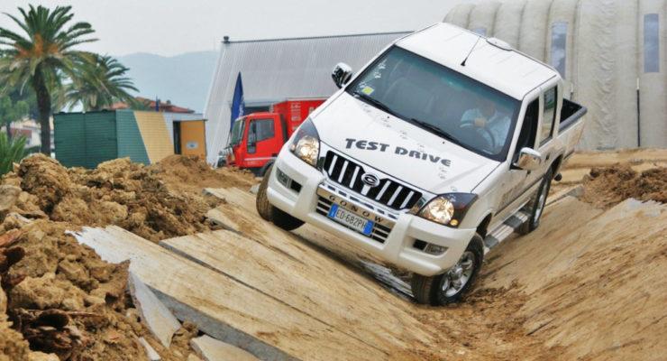 Fuoristrada alla riscossa con il 4X4 Fest di Carrara