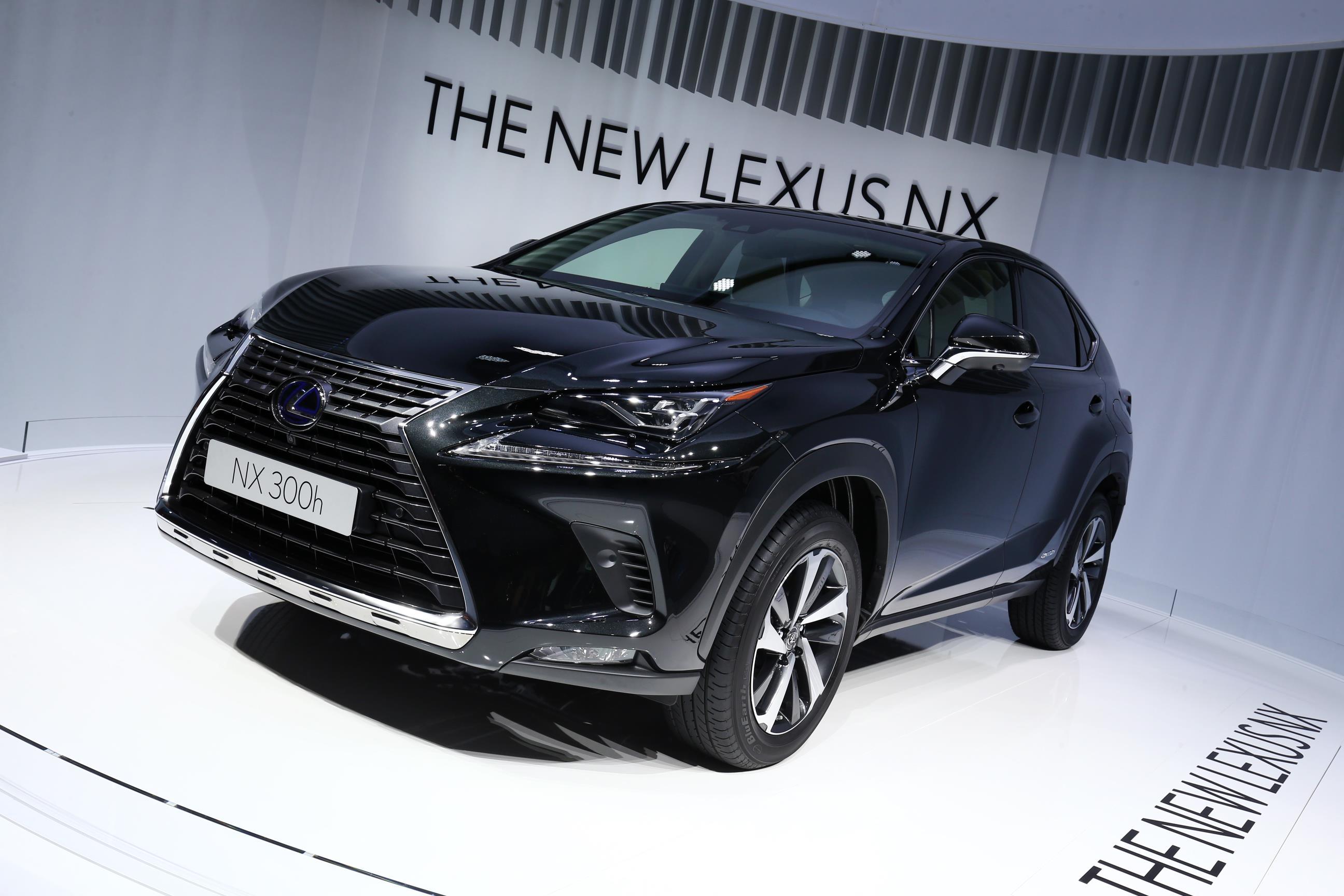 Toyota-Lexus: il Suv si fonde con l'ibrido