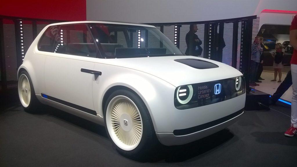 Honda Urban EV Concept 2018