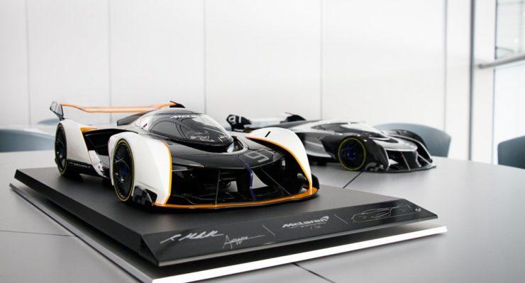 Con Amalgam, McLaren Ultimate Vision GT