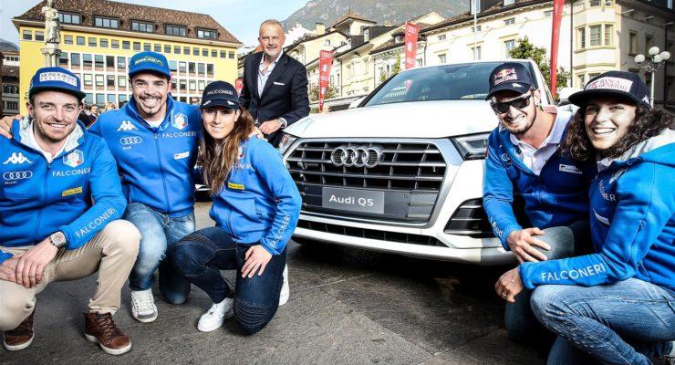 Audi partner di Cortina D'Ampezzo
