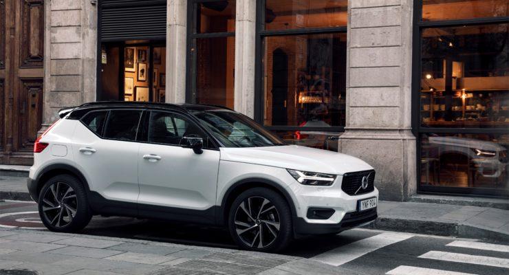 Al via la produzione della nuova Volvo XC40