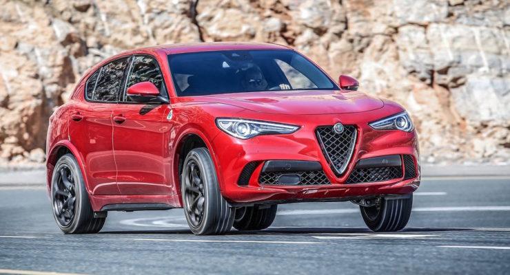Alfa Romeo Stelvio Quadrifoglio: il SUV per chi ha (molta) fretta!