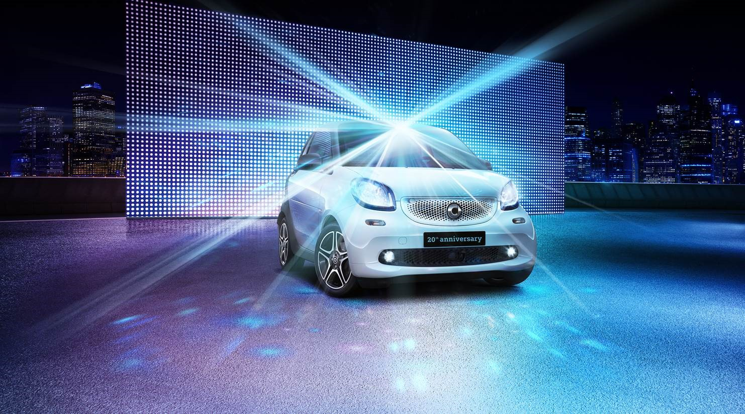 Smart Fortwo 20th anniversary