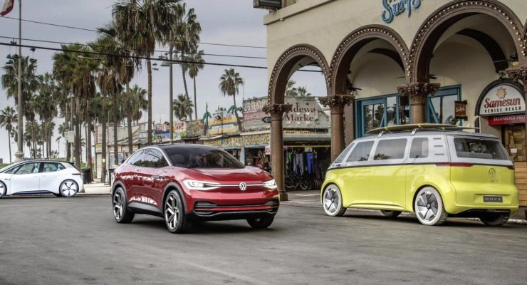E-Mobility secondi Volkswagen