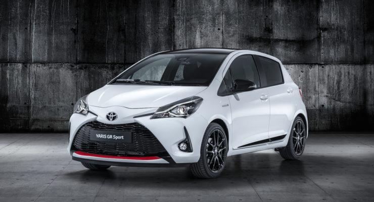 Debutterà a Parigi la nuova Toyota Yaris GR Sport
