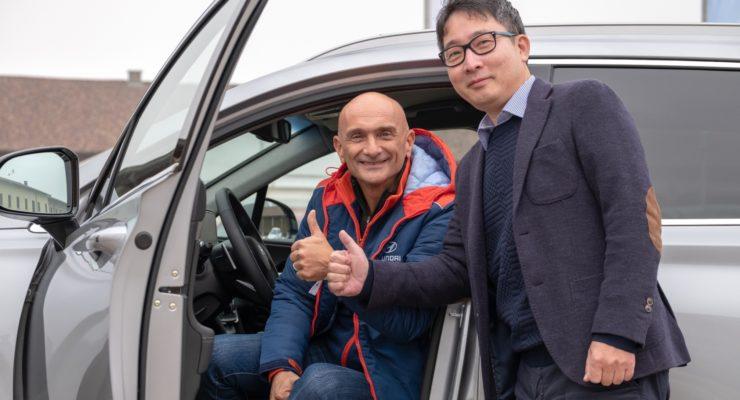 """Gabriele Tarquini è il nuovo """"Brand Ambassador"""" Hyundai"""