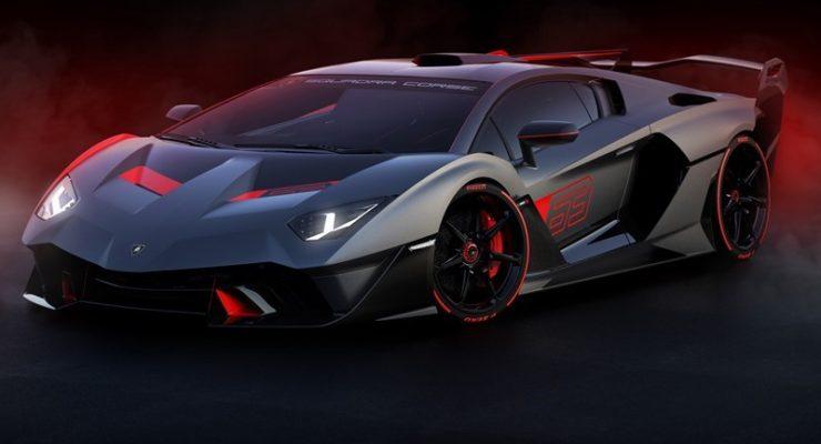 Lamborghini SC18 Alston 201