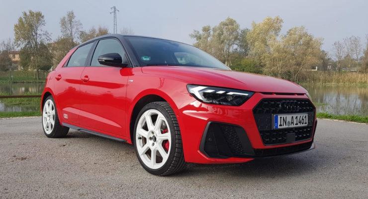 """Audi A1 2019: """"Quattro anelli"""" da segmento B"""