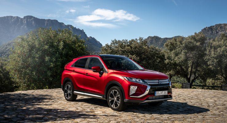 """Alla Mitsubishi Eclipse Cross il premio """"RJC Car of the Year 2019"""""""