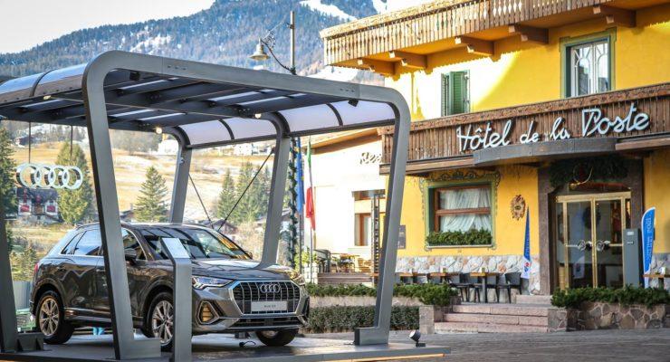 Audi al Cortina Fashion Weekend 2018