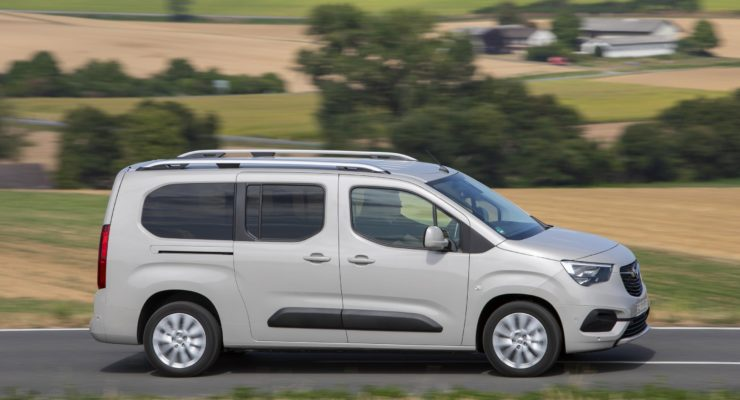"""Opel Combo Life eletto """"Best Buy Car of Europe 2019"""""""