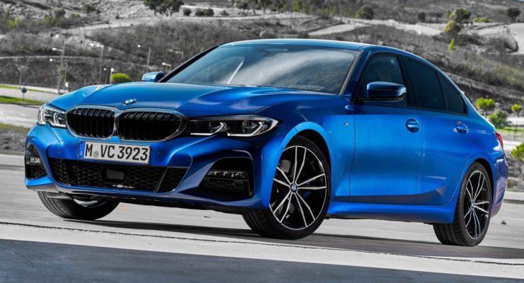 Ecco la nuova BMW Serie 3 2019