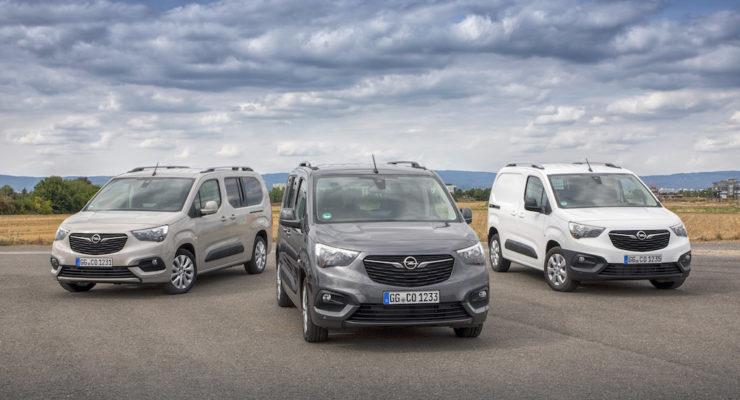 Opel: un 2018 starcolmo di premi