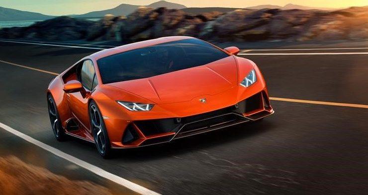 Il 2019 è l'anno della Lamborghini Huracan EVO