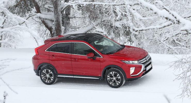 """Una """"Mitsubishi Europe"""" tutta nuova"""
