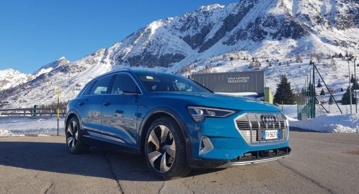 Audi e-tron: capostipite della gamma elettrica a quattro anelli!