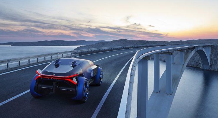 Citroën presenta 19_19 Concept: il comfort al servizio della mobilità di domani