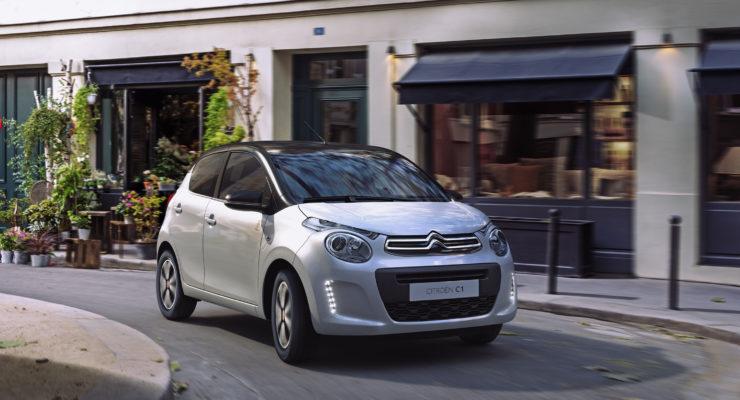 """Citroën C1 si rinnova con la versione """"Origins"""": elegante ed esclusiva!"""