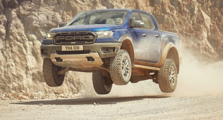 Ford Ranger Raptor: Piccolo gigante!