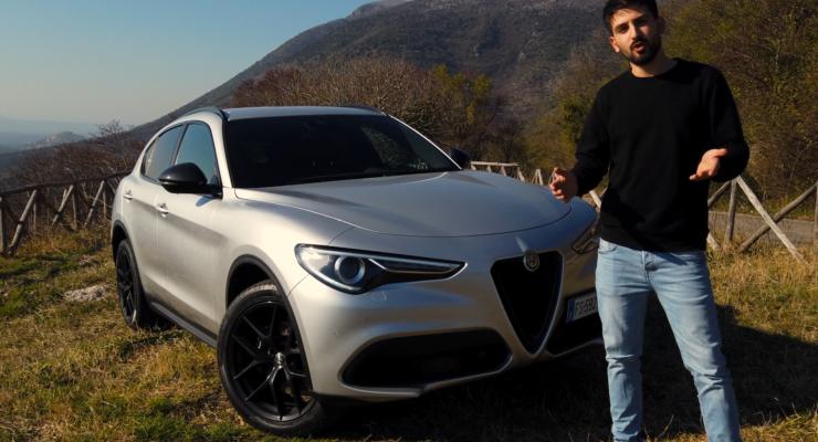 ALFA ROMEO STELVIO B-TECH 280CV | La nuova Top di Gamma sottoposta al test verità!