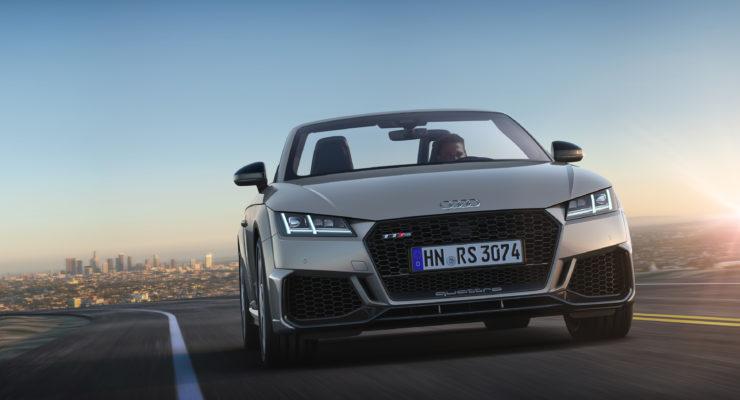 Aprono gli ordini della nuova Audi TT RS!