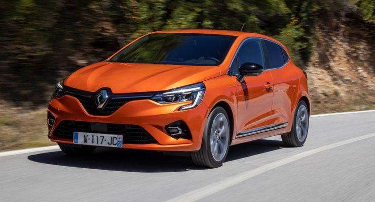 Nuova Renault Clio, rivoluzione tecnologica