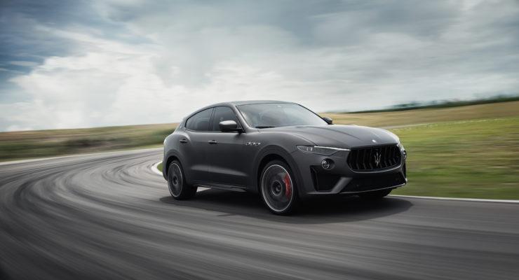 Levante Trofeo e Gts, i Suv Maserati più potenti di sempre!