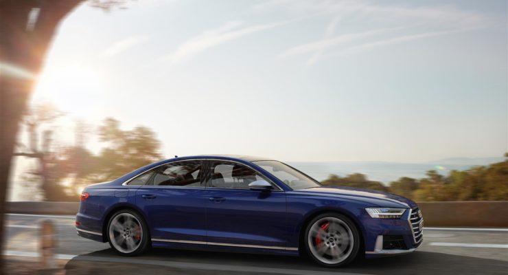 Nuova Audi S8: potenza ed efficienza