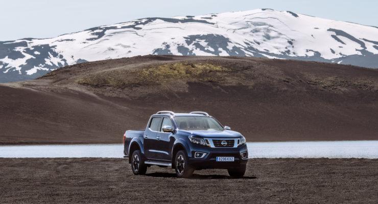 Nissan rivela le specifiche per la versione del pick-up Navara