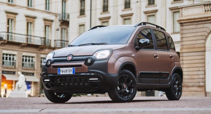 Nuova Fiat Panda Trussardi: piccola di lusso