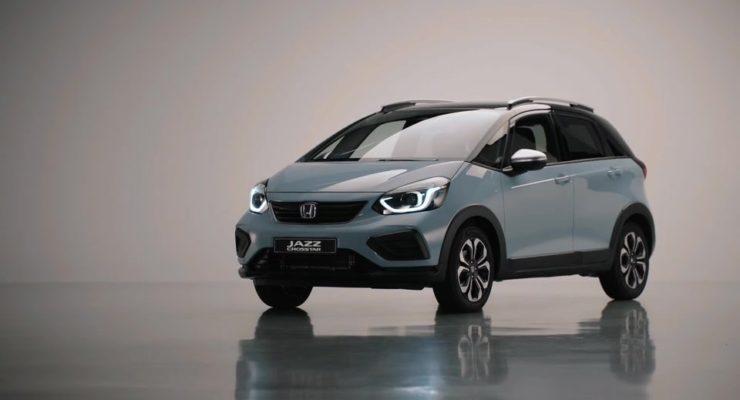 Il processo di elettrificazione Honda parte dalla nuova Jazz!