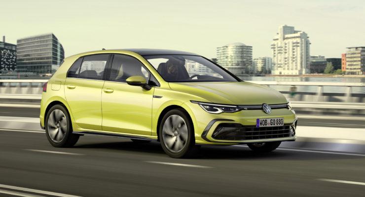 Nuova Volkswagen Golf: ecco l'ottava generazione del mito tedesco!