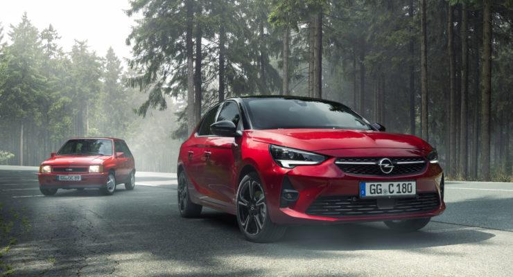 Opel Corsa Gs Line: ricordando la vecchia GSi!