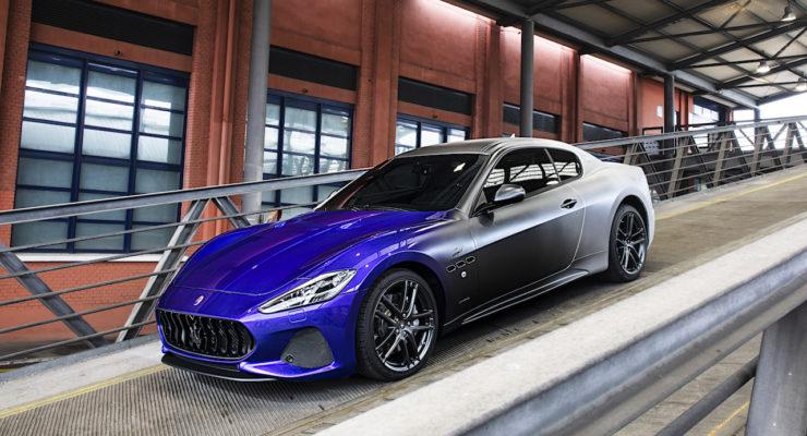 Nuova Maserati GranTurismo Zéda: l'edizione limitata che chiude la produzione