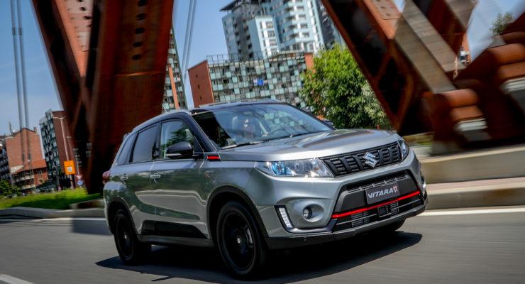 Suzuki presenta la Limited Edition Vitara Katana