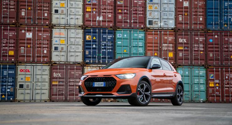 Nuova Audi A1 Citycarver: la piccola off-road da città