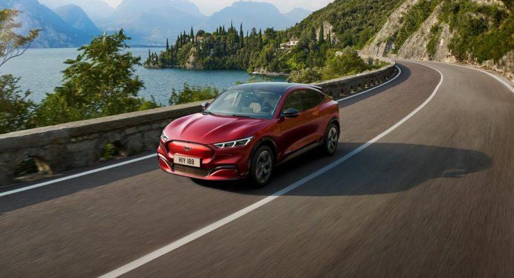 Ford Mustang Mach-E: dove passato e futuro si fondono alla perfezione!