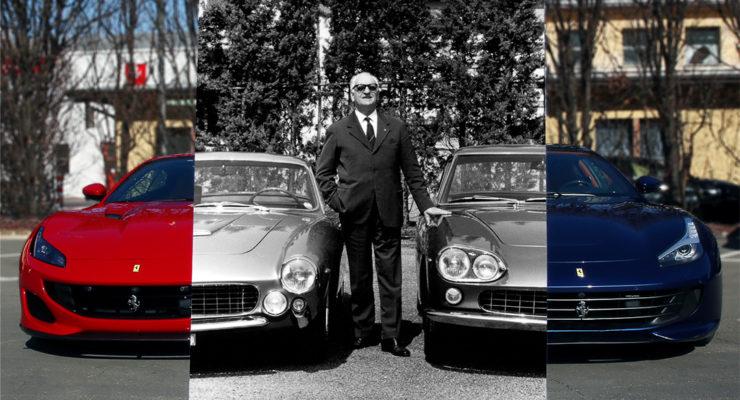 Nel ricordo di Enzo Ferrari