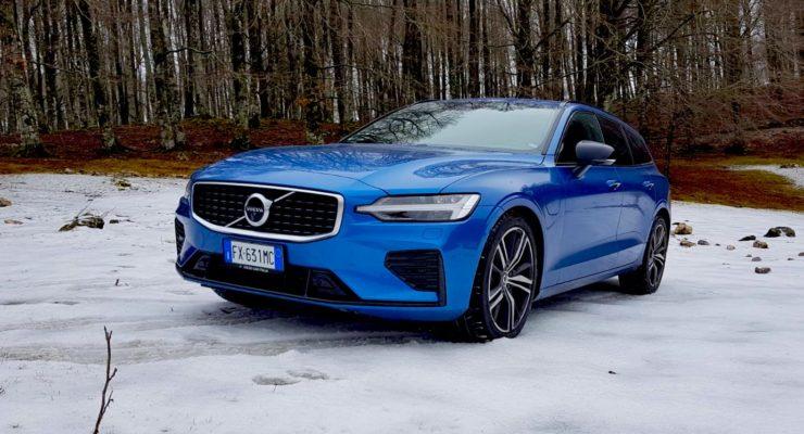 Volvo V60 Plug-in Hybrid R-Design: Per famiglie sportive nel rispetto dell'ambiente