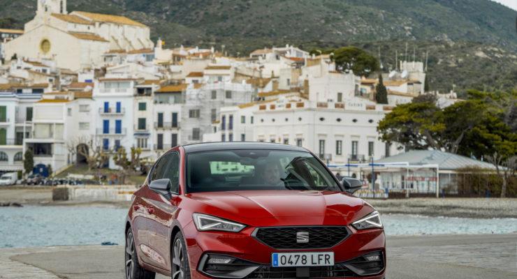 Nuova SEAT Leon, la vettura più tecnologica del marchio