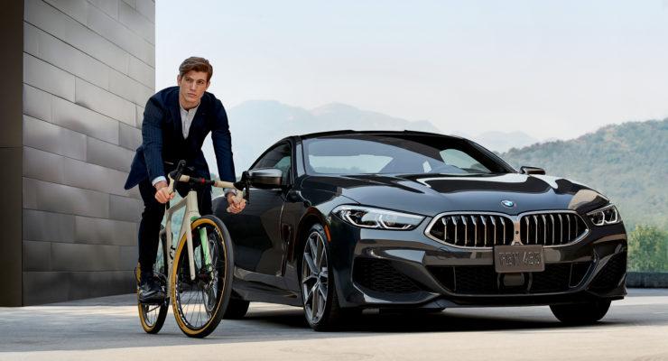 Bmw lancia la nuova bici 3T For Bmw